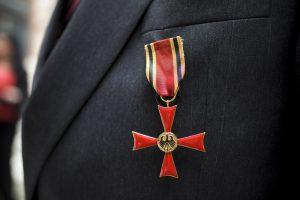 Heinrich Ludwig wurde mit dem Bundesverdienstkreuz ausgezeichnet