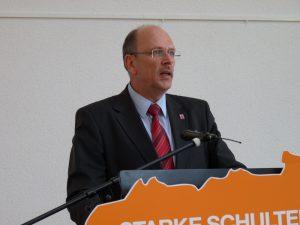 Der Hessische Sozialminister Stefan Grüttner zu Gast in Lorsch