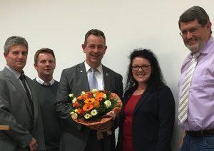Christian Schönung mit 100% zum Bürgermeisterkandidat gewählt