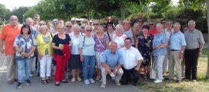 Lorscher FU und CDU zu Besuch in Speyer