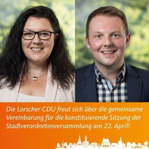 Nominierung von Christiane Ludwig-Paul und Alexander Löffelholz