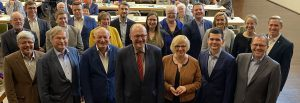 Thomas Metz und Alexander Löffelholz auch weiterhin im CDU Kreisvorstand