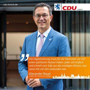 Land fördert Digitalisierung der Verwaltung in Heppenheim, Lorsch und Einhausen