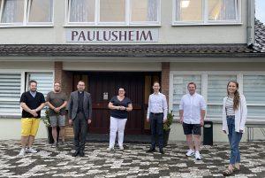 Unterstützung für Zukunftspläne des Paulusheims
